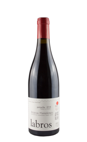2014 Labros Rot 0.75l – rot- Bodega Marañones