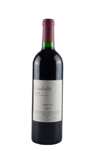 2014 Cabernet Franc IGT Toscana 0.75l – rot – Candialle