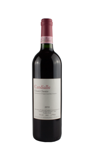 2010 Candialle Chianti Classico DOCG 0.75l – rot – Candialle