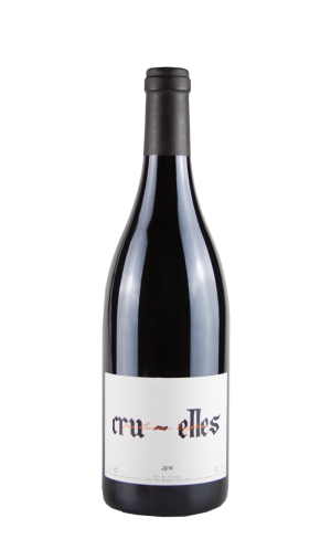 2014 Crû -Elles 0.75l – rot- Ludovic Engelvin