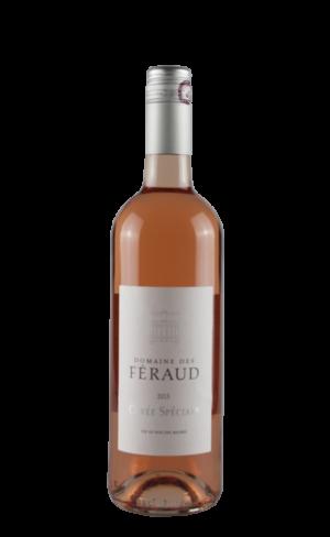 2015 Cuvée Speciale IGP 0.75l – Rosé – Domaine des Féraud
