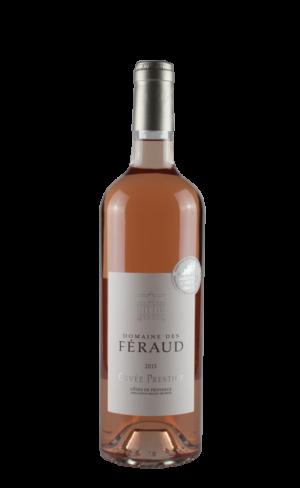 2015 Cuvée Prestige AOP 0.75l – Rosé – Domaine des Féraud