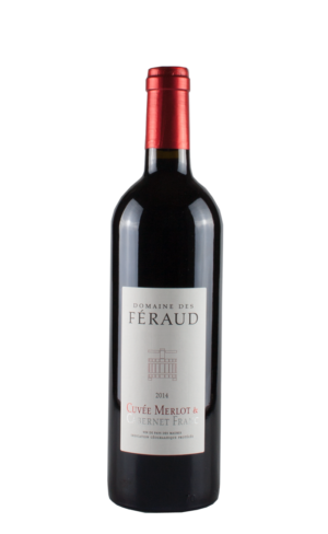 2014 Cuvée Merlot & Cabernet Franc IGP 0.75l – Rot – Domaine des Féraud