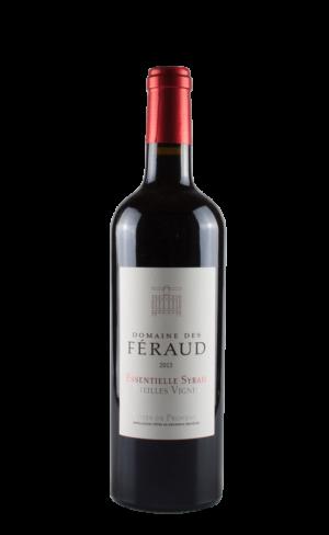 2013 Essentielle Syrah AOP 0.75l – Rot – Domaine des Féraud