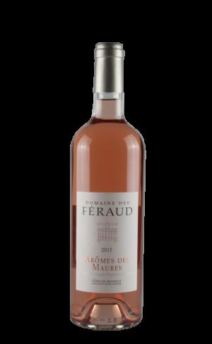 2015 Arômes des Maures AOP 0.75l – Rosé – Domaine des Féraud