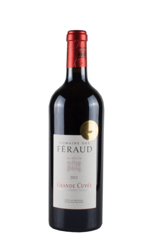 2013 Grande Cuvée Rouge AOP 0.75l – Rot – Domaine des Féraud
