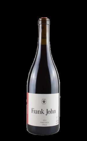2012 Pinot Noir Kalkstein 0.75l-rot-Frank John