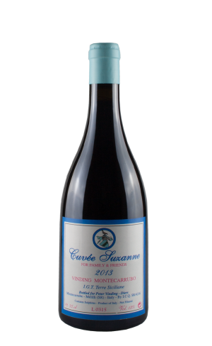 2014 Cuvée Suzanne 0.75l – rot – Montecarrubo Wine