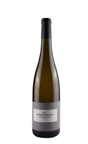 2014 Auener Riesling – weiss- 0,75l Weingut Hees