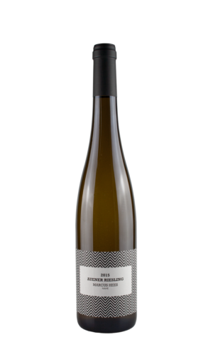 2015 Auener Riesling – weiss- 0,75l Weingut Hees