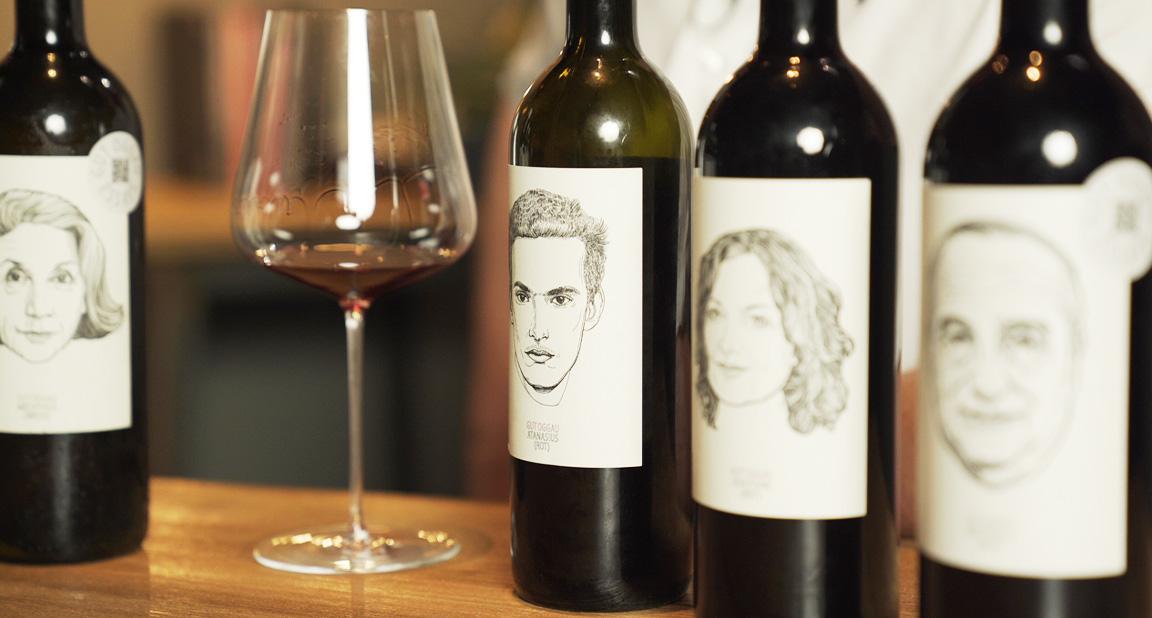 Gut Oggau Neu im Weinpool