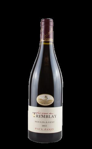 """2013 Moulin à Vent """"Domaine des Vignes du Tremblay"""" 0.75l – rot – Domaine Paul Janin & Fils"""