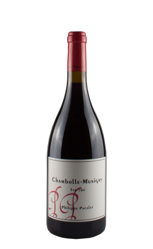 2011 Chambolle-Musigny 1er Cru 0.75l – rot – Philippe Pacalet