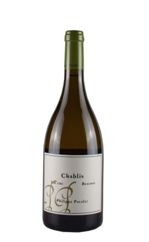2012 Chablis `Beauroy´ 1er Cru 0.75l – weiss – Philippe Pacalet