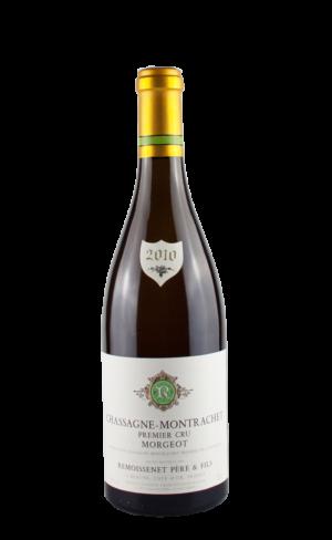 """2010 Chassagne-Montrachet 1er Cru """"Les Morgeot"""" 0.75l – weiß – Remoissenet Pére & Fils"""