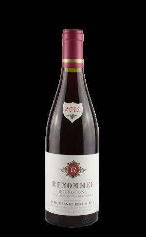 """2013 Bourgogne Rouge """"Renommé"""" 0.75l – rot – Remoissenet Pére & Fils"""