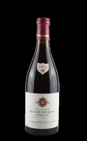 """2012 Beaune 1er Cru """"Les Teurons"""" 0.75l – rot – Remoissenet Pére & Fils"""