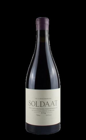 2014 Soldaat 0.75 – rot – Sadie Family: Ouwingerdreeks