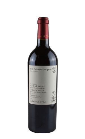 "2012 Cabernet Sauvignon ""Edition Wein am Limit"" 0.75 – rot – Venta D´Aubert"