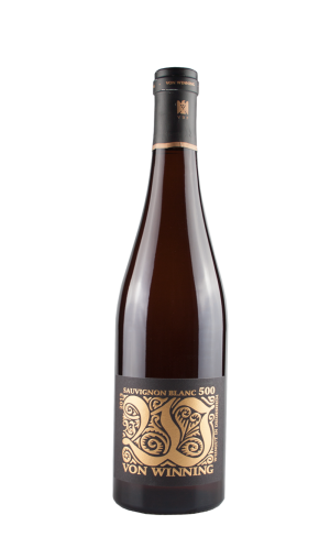 """2013 Sauvignon Blanc Fass """"500"""" 0.75l-weiss-Von Winning"""