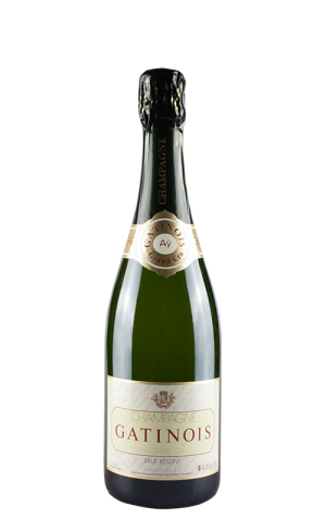 Champagne Grand Cru, Brut Tradition 0.75l – Gatinois