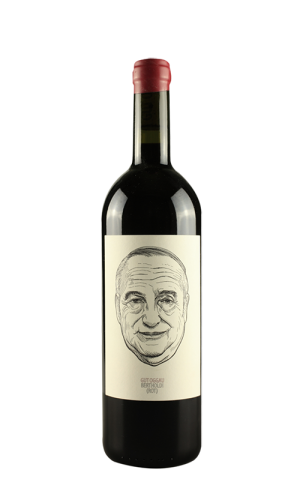 2013 Bertholdi 0.75l – rot – Gut Oggau