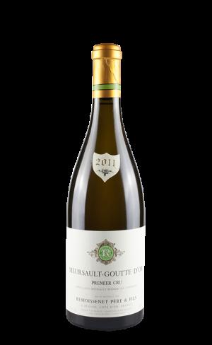 """2011 Meursault 1er Cru """"Goutte d'Or"""" 0.75l – weiß – Remoissenet Pére & Fils"""