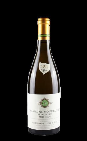 """2011 Chassagne-Montrachet 1er Cru """"Les Morgeot"""" 0.75l – weiß – Remoissenet Pére & Fils"""