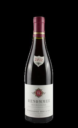 """2012 Bourgogne Rouge """"Renommé"""" 0.75l – rot – Remoissenet Pére & Fils"""