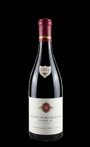 """2011 Beaune 1er Cru """"Vignes Franches"""" 0.75 – rot – Remoissenet Pére & Fils"""