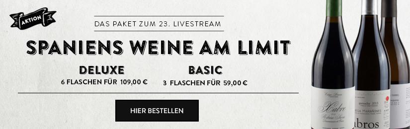 23. Livestream Paket
